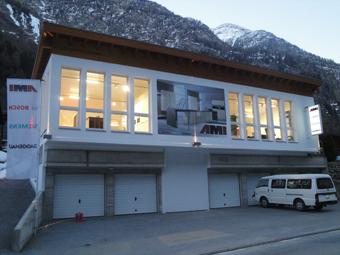 Imboden AMI GmbH Ausstellung